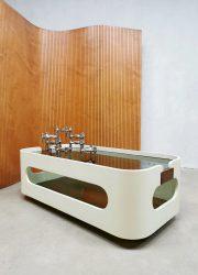 midcentury design space age design seventies coffee table salontafel