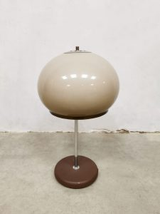 vintage Mushroom Dijkstra table lamp taffelamp