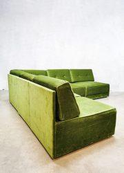 Vintage design modular sofa modulaire elementen bank.7