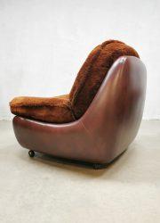 vintage retro Teddy chair jaren 70 seventies lounge fauteuil jaren 70