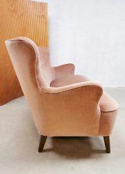 vintage lounge bank Artifort sofa Theo Ruth midcentury modern