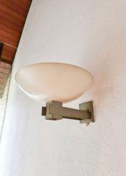Vintage design wall sconce kelk wandlamp Raak 'minimalism'