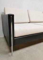 Vintage lounge sofa bank midcentury modernPierre Paulin Artifort model 442