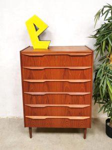 vintage cabinet kastje ladekast deens
