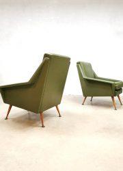 club fauteuils design armchairs 1960s lounge fauteuils stoelen vintage