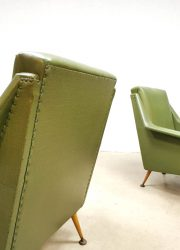 lounge chairs bestwelhip vintage midcentury design armchairs 1960s lounge fauteuils stoelen