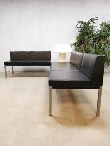 Vintage midcentury design modular sofa Artifort Kho Liang Ie