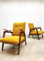 bestwelhip vintage midcentury design danisch style armchairs lounge fauteuils deens