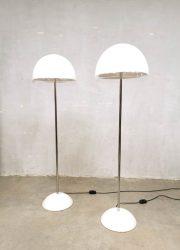 Midcentury Italian design floor lamp vloerlamp Baobab van iGuzzini