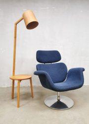 Vintage design Pierre Paulin fauteuil tulp stoel