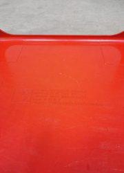 Vintage stackable side tables bijzettafels 'Demetrio 45' Vico Magistretti for Artemide