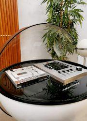 vintage stereo set design Vision 2000 Thilo Oerke