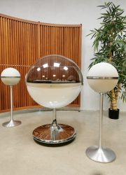 Vintage stereo system radio 'Vision 2000' Thilo Oerke Rosita 'Space Age'