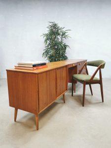 Swedish vintage design desk cabinet bureau Bertil Fridhagen Bodafors