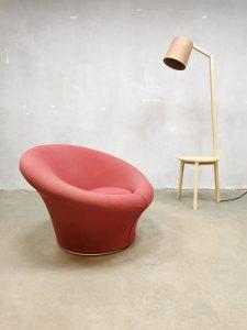 Vintage Dutch design Mushroom easy chair fauteuil Pierre Paulin Artifort F560