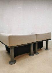 Eighties jaren 80 lounge chairs sofa 'model 960 Quadrio' Michael McCoy Artifort Memphis style