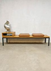 Vintage design side table telephone bench bijzettafel tv tafel 'Minimalism'
