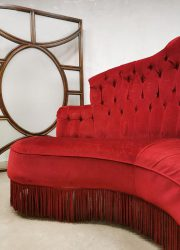 corner sofa vintage design french paris style