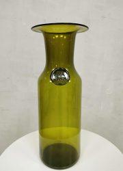Vintage midcentury Danish Holmegaard design vase Holmegaard vaas